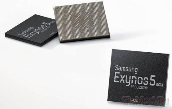Samsung представляет обновленный Exynos 5 Octa