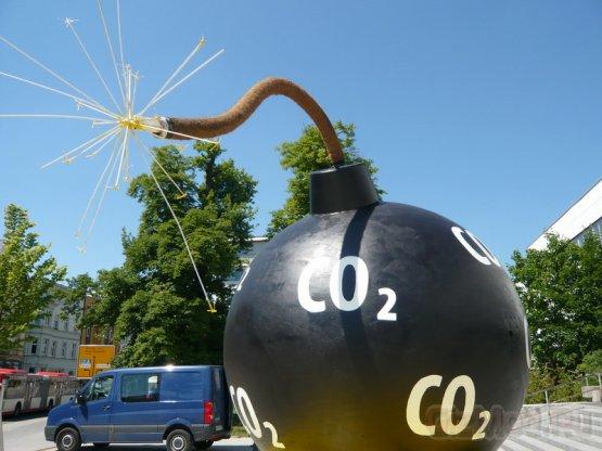 Углекислый газ можно использовать в батареях