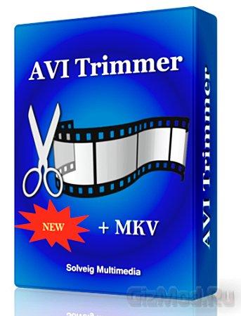 AVI/MKV Trimmer 2.1.1307.29 - видеоредактор
