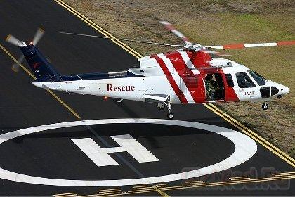 Вертолет Sikorsky с искуственным интеллектом