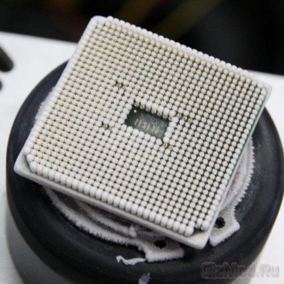 Гибридные APU AMD Kaveri выйдут в срок