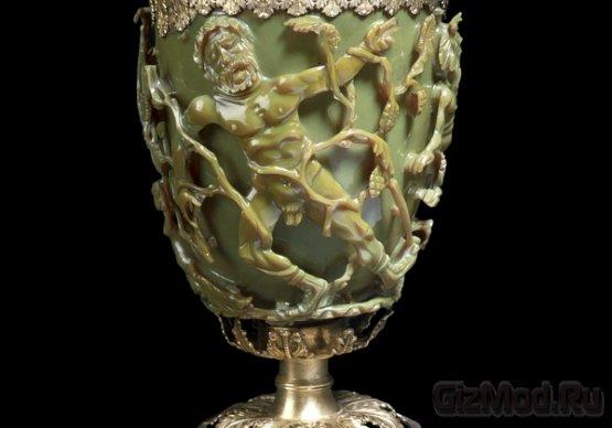 Наносенсор благодаря древнему риму