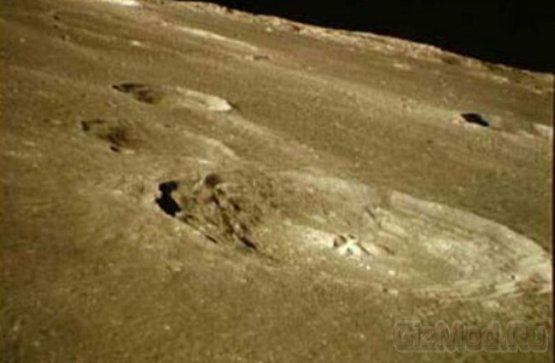 На Луне имеется своя вода