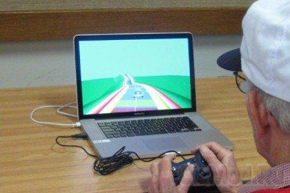 Гоночный симулятор от которого мозг молодеет