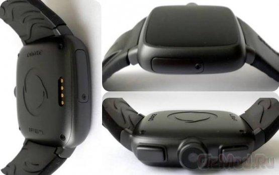 Водостойкие умные часы Omate TrueSmart с 3G