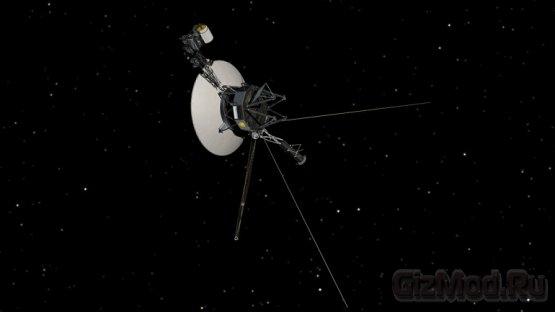 «Вояджер-1» основательно покинул Солнечную систему