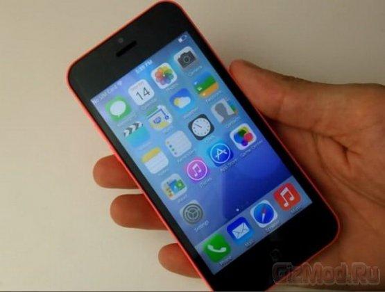 iPhone 5c - китайская версия