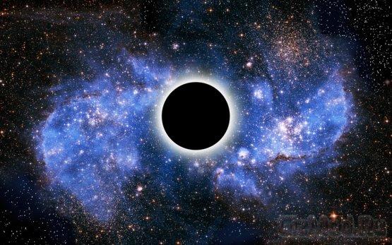 Черная дыра, родившая вселенную