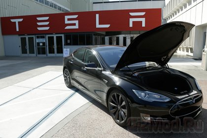 Tesla патентует гибридные аккумуляторы