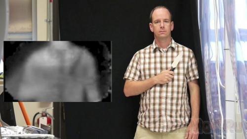 Дистанционный оружейный сканер