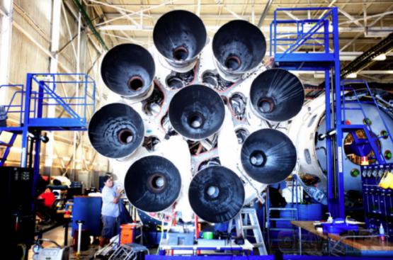 Инновации SpaceX