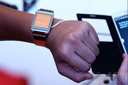 «Умные часы» Samsung в России