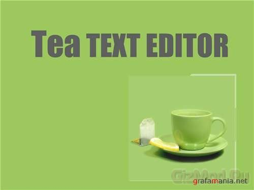 TEA Text Editor 37.0.0 - текстовый редактор