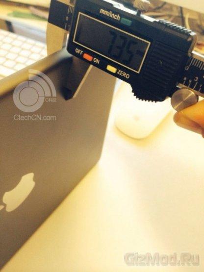 iPad mini 2 оставили без Touch ID