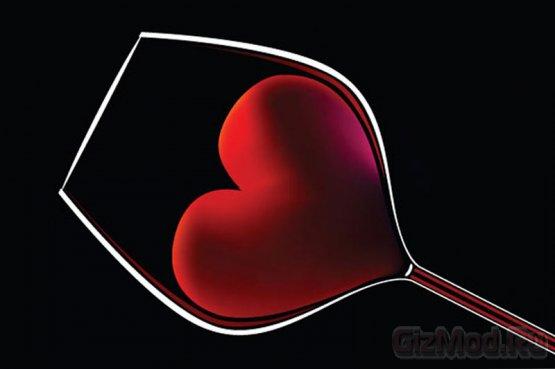 Спиртное благотворно влияет на мужское сердце