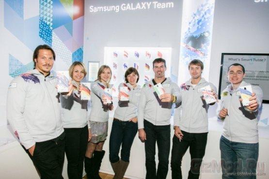 Samsung Galaxy Note 3 получат участники Олимпиады