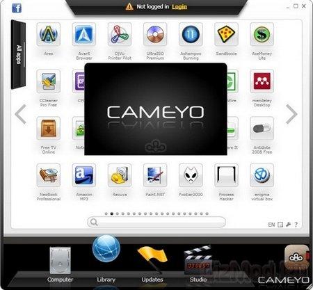 Cameyo 2.5.1140 - создает портативные программы