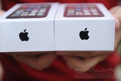 Новые iPhone завезли в Россию