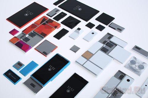 Motorola Mobility занимается модульным смартфоном