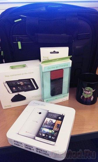 HTC одарила избежавшего смерти работника заправки