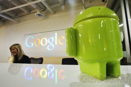 Android атакован патентными тролями