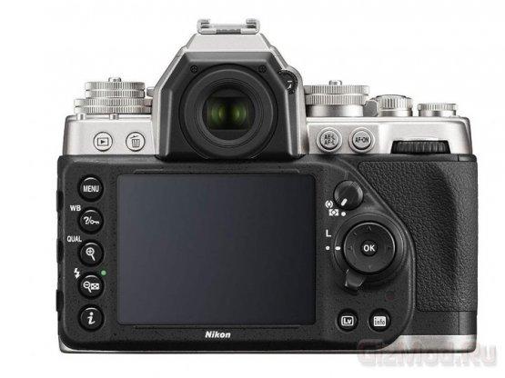 Профи ретро-зеркалка Nikon Df