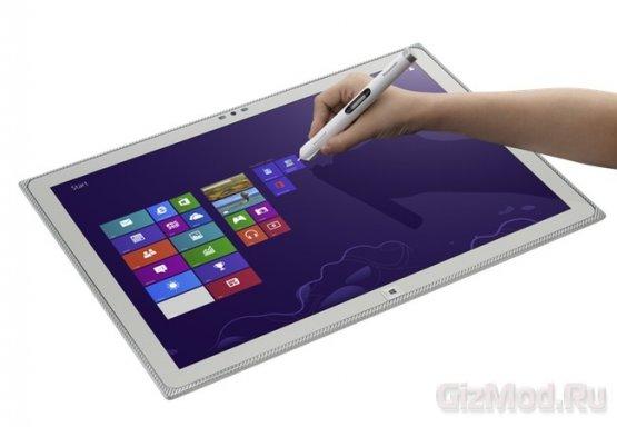 """$6000 за планшет с 4К 20"""" дисплеем"""