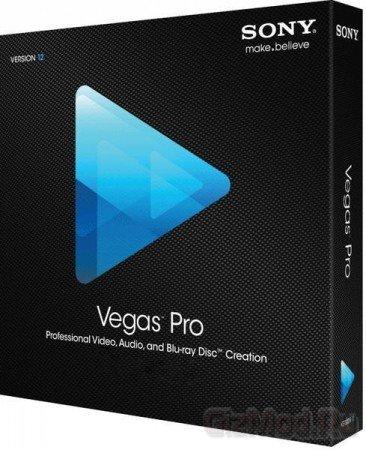 Sony Vegas Pro 12.0 Build 726 x64 - профессиональный видеомонтаж