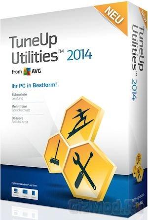 TuneUp Utilities 2014 v14.0.1000.296 - сборник утилит