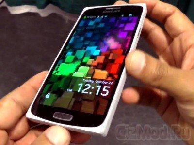 Samsung I8800 Redwood: первые результаты в бенчмарках