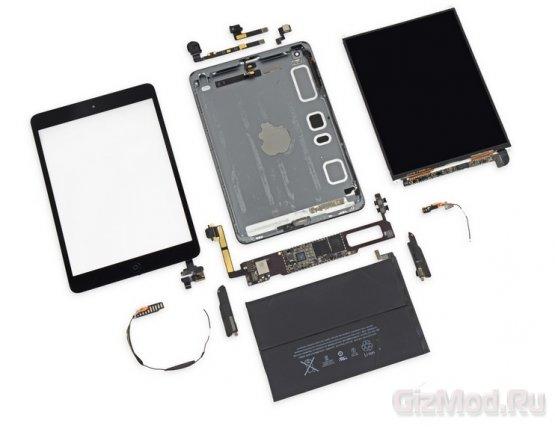 """iPad mini побывал в """"гостях"""" у iFixit"""
