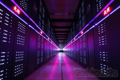 Tianhe-2 по-прежнему самый суперкомпьютер