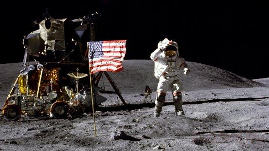 NASA планирует посадить огород на луне