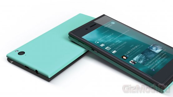 Смартфон Jolla с ОС Sailfish в видеоролике
