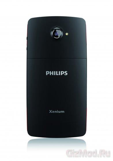 Представлен Xenium W7555