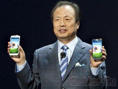 Samsung Galaxy S4 догоняет Apple iPhone 5