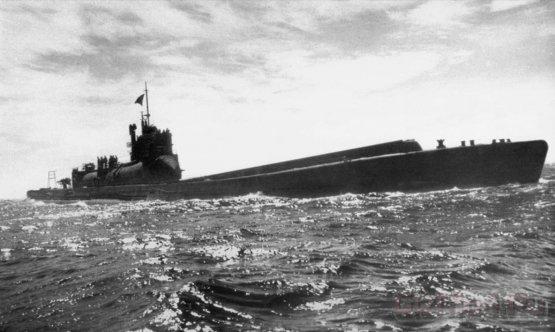 Подлодка-авиносец I-400 обнаружена американцами