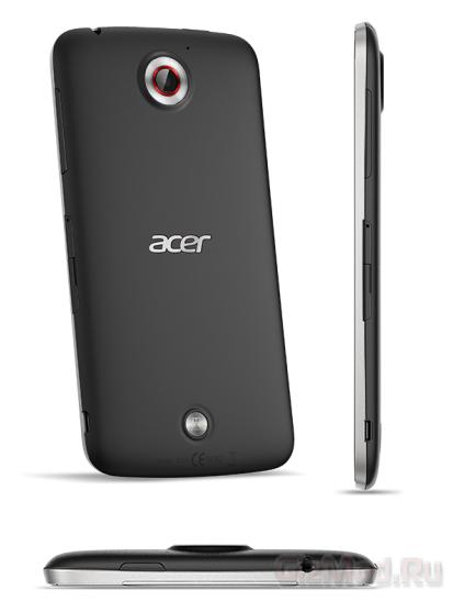 Acer Liquid S2 на российских прилавках
