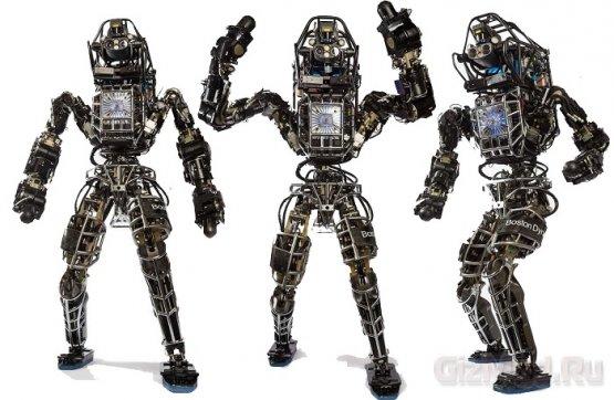 Самособирающиеся роботы-акробаты