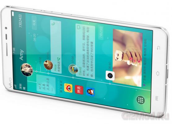"""6"""" смартфон Vivo Xplay 3S с экраном разрешением 2К"""