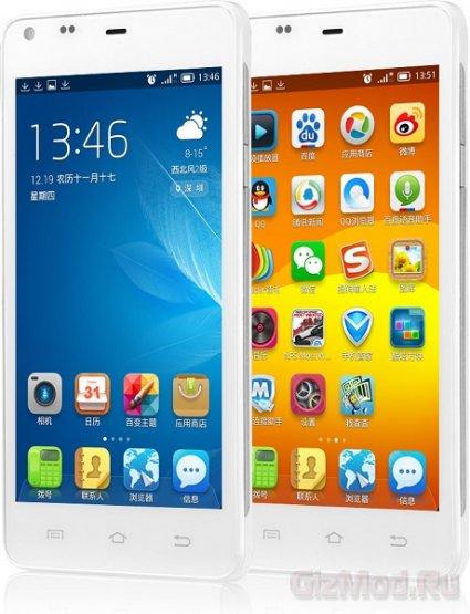 THL T5 - молодежный бюджетный смартфон