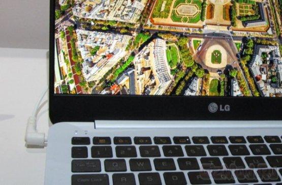 """13,3"""" легкий ультрабук LG Ultra PC"""