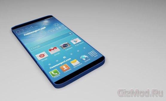 Samsung Galaxy S5 оснастят сканером радужки глаза