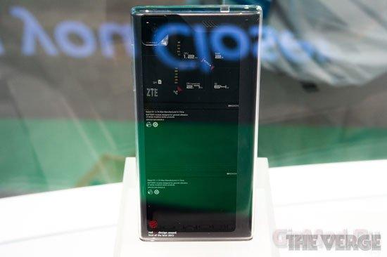 Eco-Mobius - китайский вариант модульного смартфона