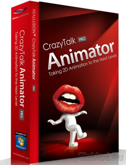 CrazyTalk Animator 2.0 Pipeline with Bonus Pack - анимация это просто