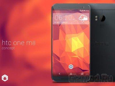Будущий HTC M8 выйдет с Full HD дисплеем