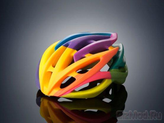 Мультицветный и мультиматериальный 3D-принтер