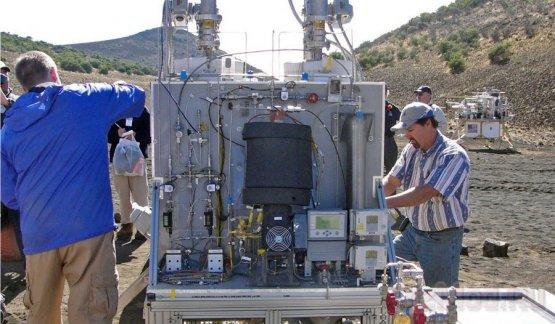 NASA разработала модуль для добычи воды на Луне