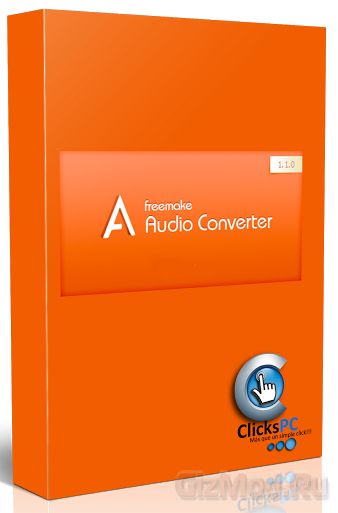 Freemake Audio Converter 1.1.0.51 - аудио конвертер