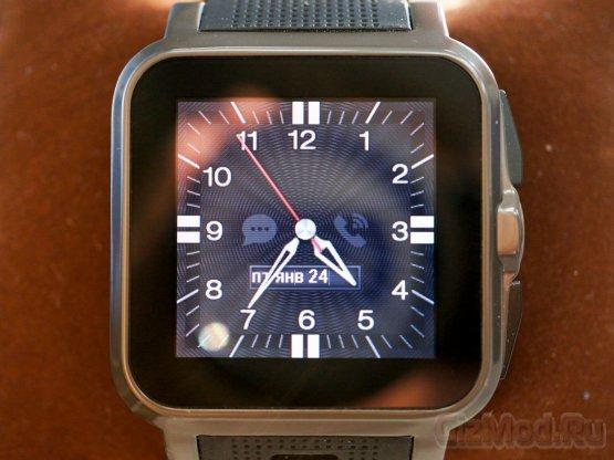 iconBIT Callisto 100 - обзор очень умных часов